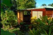 L'ancrage Location de bungalow - Location Bungalow #Guadeloupe #Bouillante