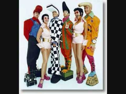 The Cartoons - Let's go Childish