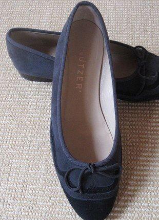 Kaufe meinen Artikel bei #Kleiderkreisel http://www.kleiderkreisel.de/damenschuhe/ballerinas/152512605-luxuriose-ballerinas-in-2-brauntonen