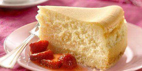 Ultimate Vanilla Cheesecake with Shortbread Crust
