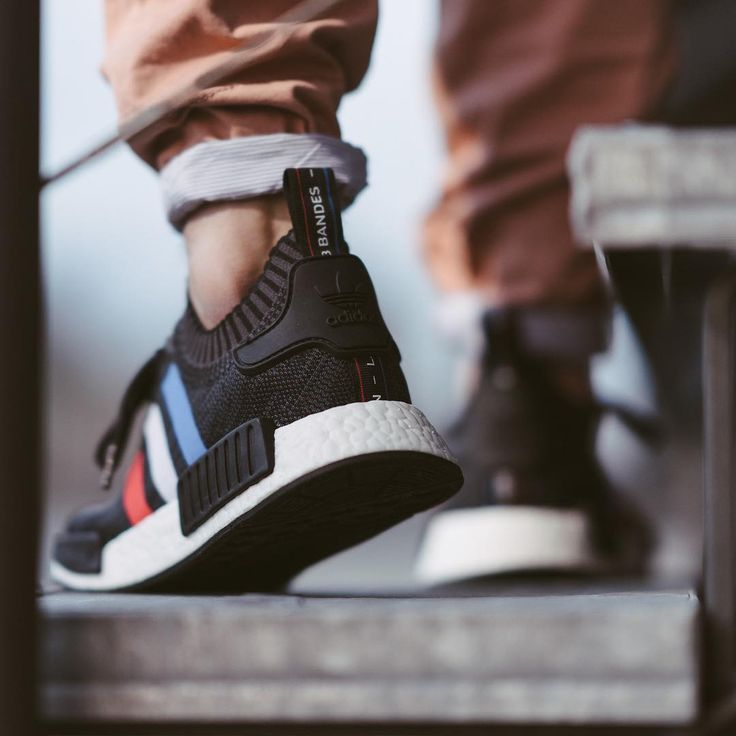 """COMING SOON!⠀ @adidasoriginals NMD R1 Primeknit """"Tricolore"""" 