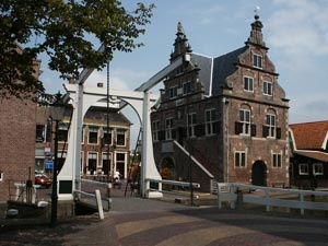 Gemeentehuis De Rijp, NoordHolland