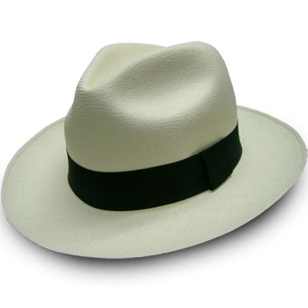Panama Montecristi Hat - Fedora (Tuis) for women   $319.99