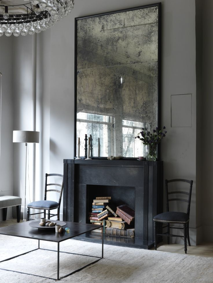 10 Amazing Modern Interior Design Mirrors For Your Living Room