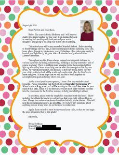 The 25 best letter to parents ideas on pinterest letter to the 25 best letter to parents ideas on pinterest letter to teacher kindergarten parent letters and preschool welcome letter altavistaventures Images