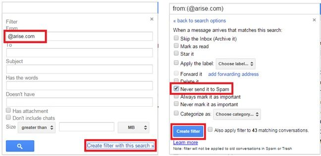 how to add custom domin to gmail
