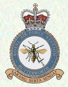 RAF Butterworth