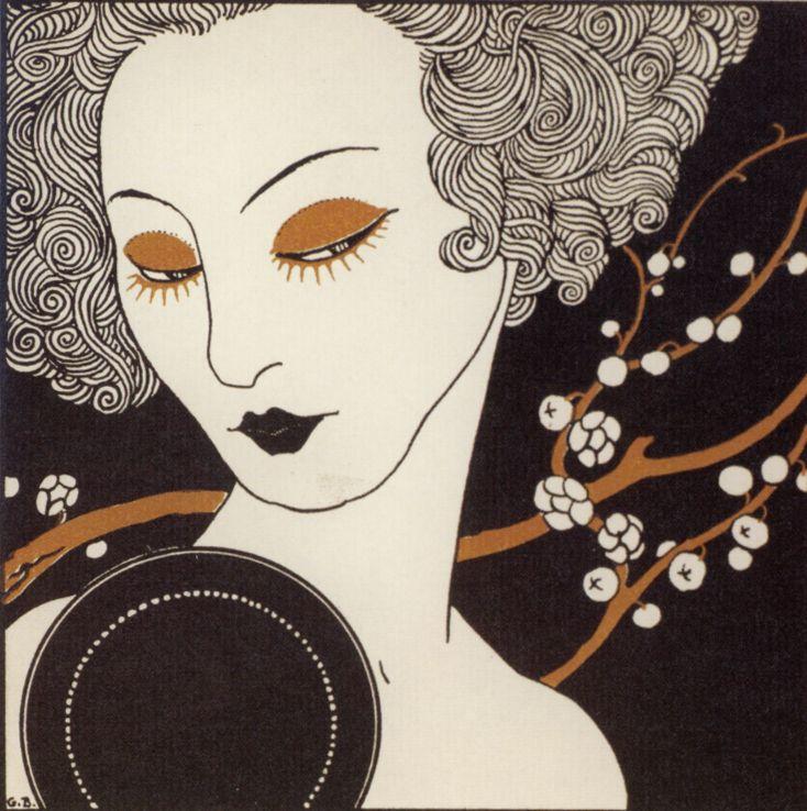 George Barbier Master Art Deco Illustrator.