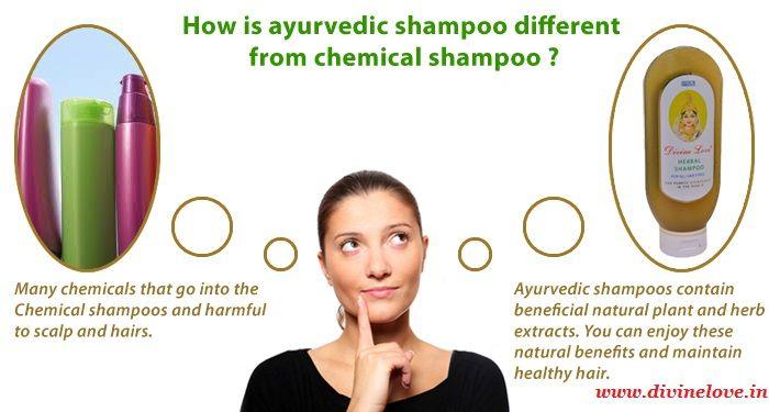 Divinelove Ayurvedic Shampoo!