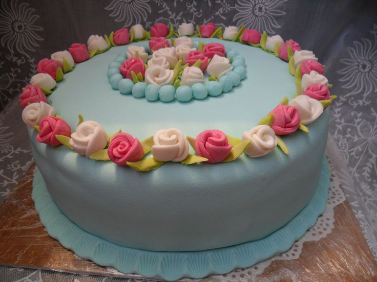 Торт типа шебби