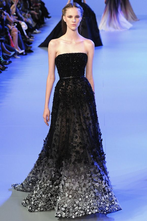 Elie Saab Haute Couture Spring 2015 Follow us on https://www.pinterest.com/elivebuy
