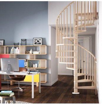 Escalier Colimacon Genius T70 Escalier En Kit Escalier En