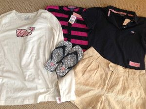 Get a great deal on Vineyard Vines products at the Whalehouse sale