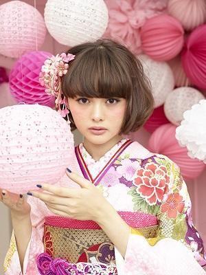 初詣・振袖と着物に似合う髪型の人気ランキング公開! | 人気髪型・ヘアスタイル集