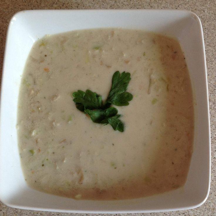 zupa porowa by Agnieszka Dychowska on www.przepisownia.pl