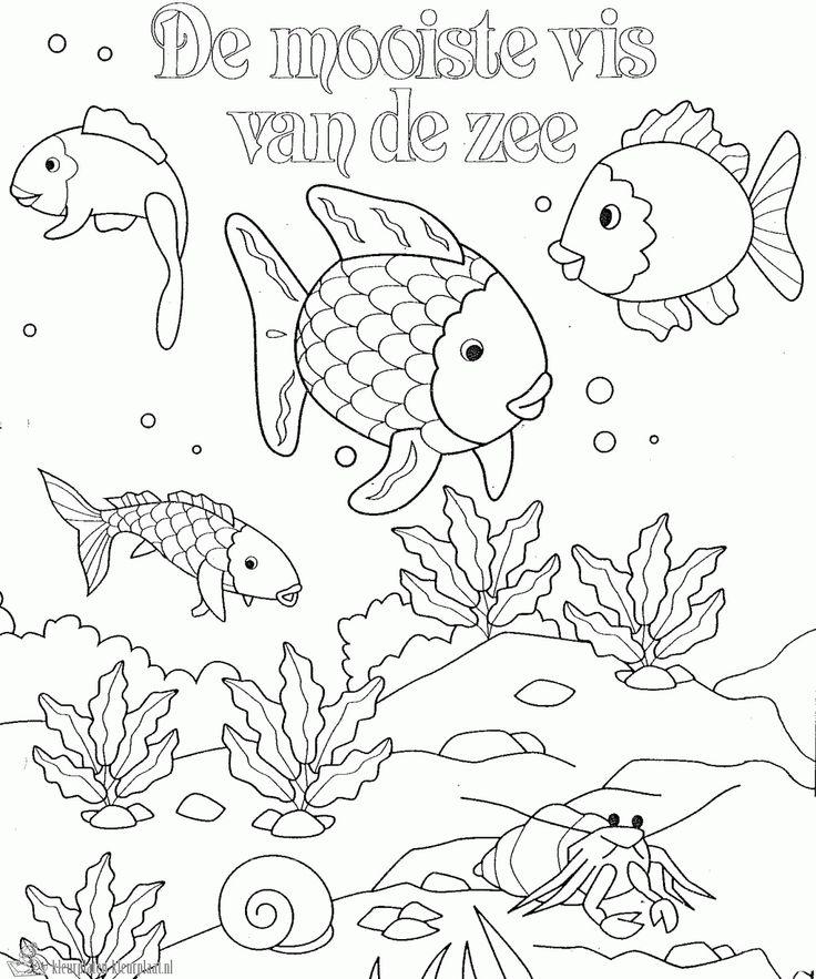 onderwaterwereld kleurplaat zoeken kleurplaten