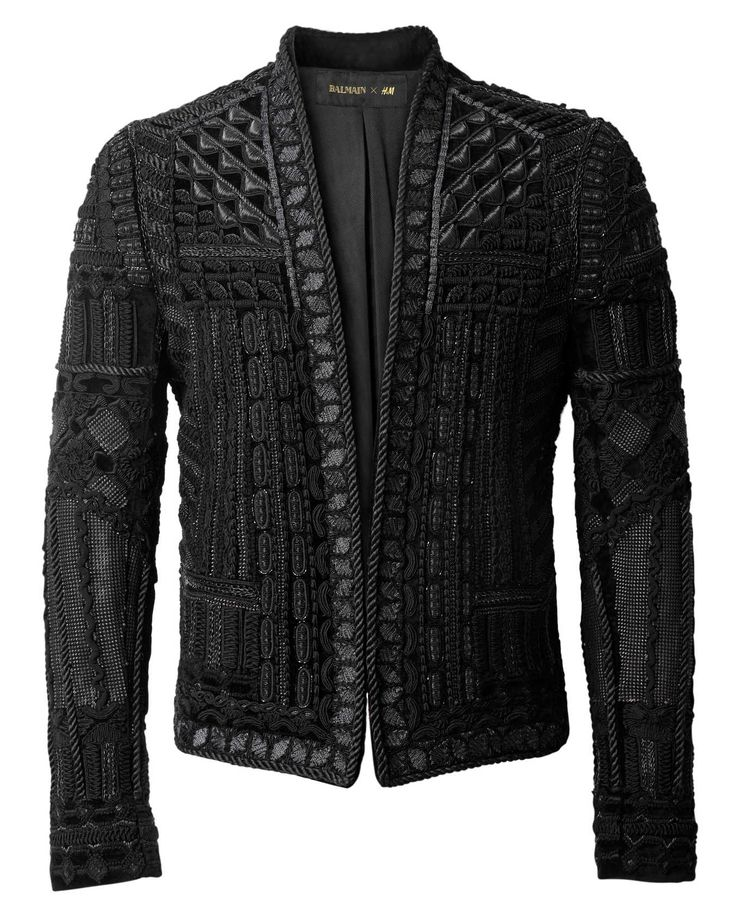 Balmain x H&M: See the Full Collection With Prices