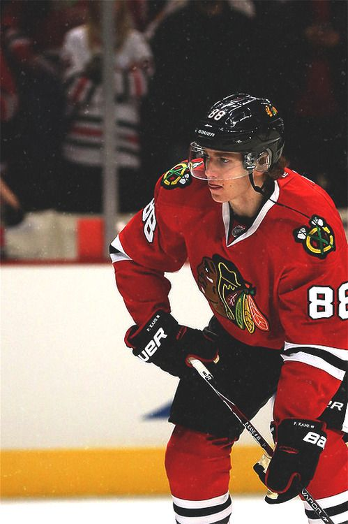 Patrick Kane, Chicago Blackhawks (backchecked / Tumblr)