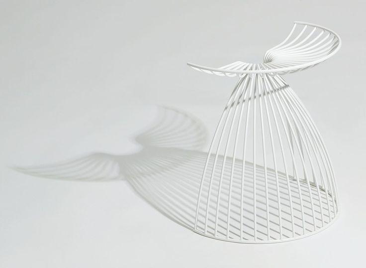 goeds.nl | Addinterior | Angel Stool | H = 42 cm | Te bestellen bij goeds.nl