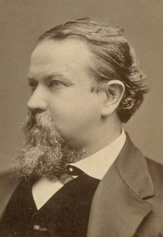 Governor Milton Latham - 6th Governor of California