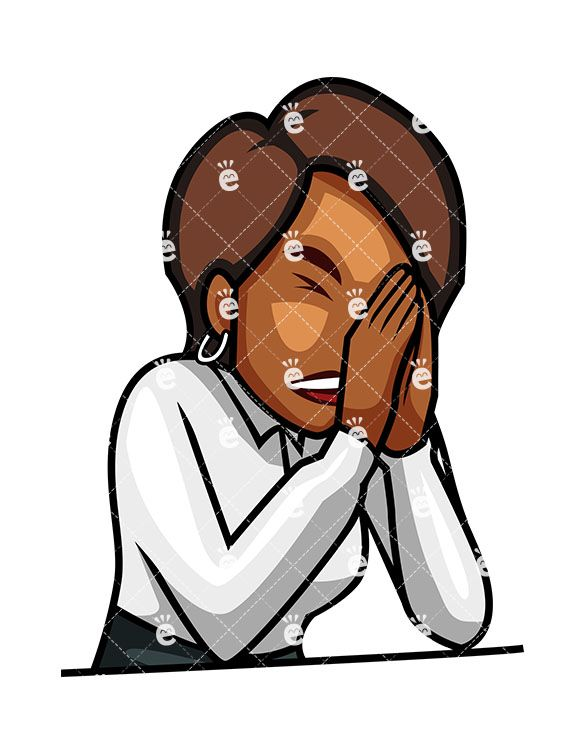 A Black Businesswoman With Hands Clutched In Prayer:  #accountant #accounting #adorable #afraid #african #african-american #american #anticipating #appeal #askingGodforhelp #attractive #backluck #banker #besideoneself #black #blouse #boss #bothered #bummer #business #businessdeal #businessowner #businesswoman #capitalist #career #cartoon #CEO #character #clipart #concerned #corporate...