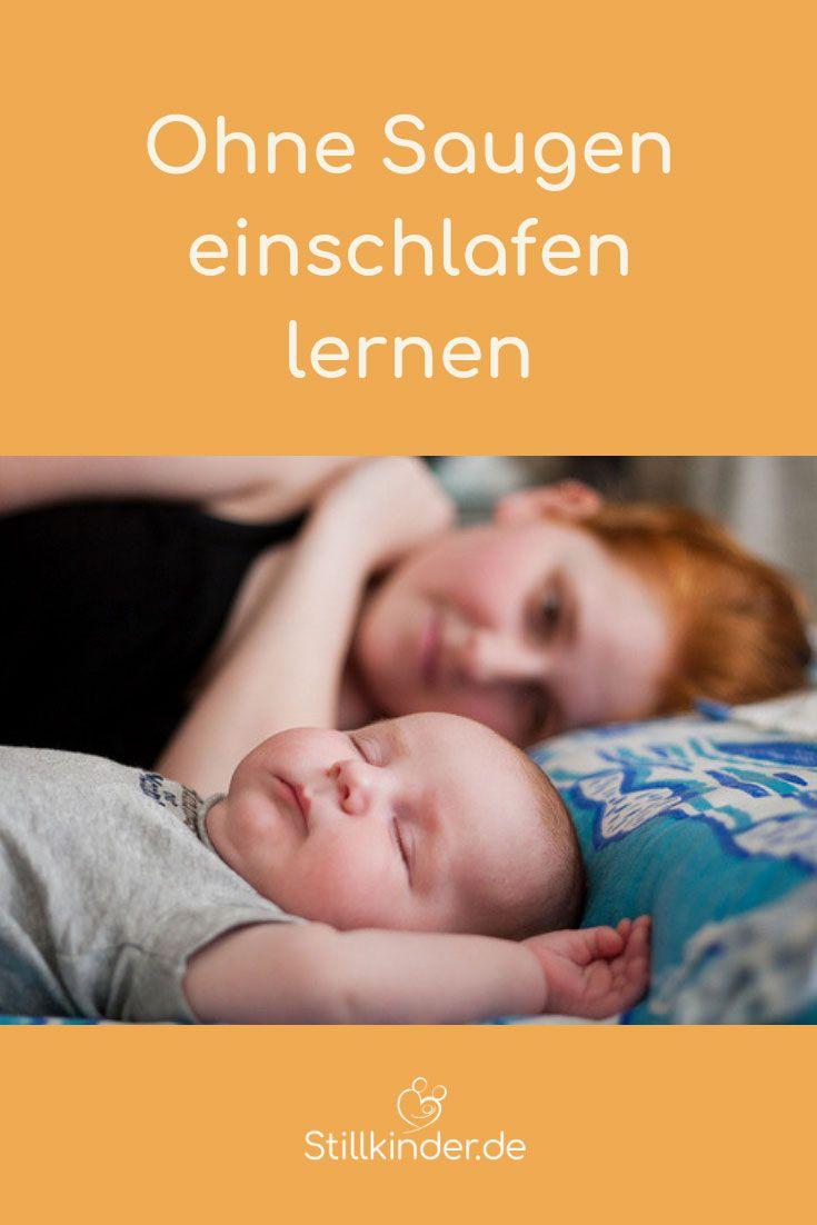Ohne Saugen Einschlafen Lernen Kind