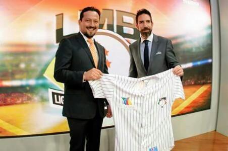 - La Liga Mexicana de Beisbol vuelve a la televisión abierta.  Ciudad de México 29 de agosto.- TV Azteca y la Liga Mexicana de Beisbol, en u...