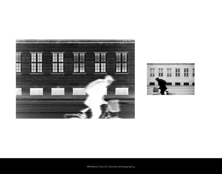 La bici vista e fotografata da Matteo Vecchi