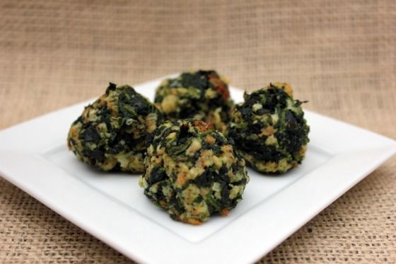 Spinach Balls. Great appetizer for a party! I've been obsessed with ...