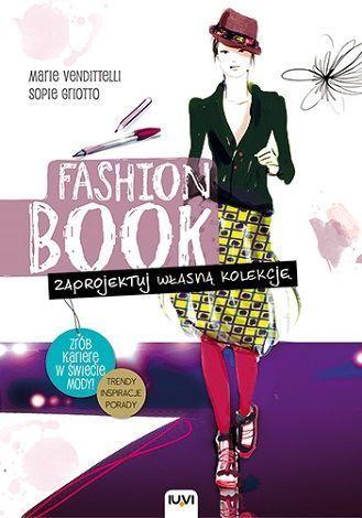książka,Fashion Book coś dla mnie :)