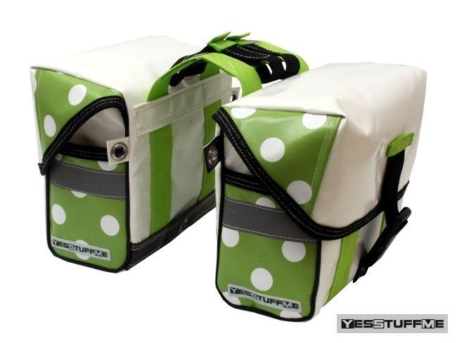 9 besten dawanda yesstuffme fahrradtaschen bilder auf. Black Bedroom Furniture Sets. Home Design Ideas