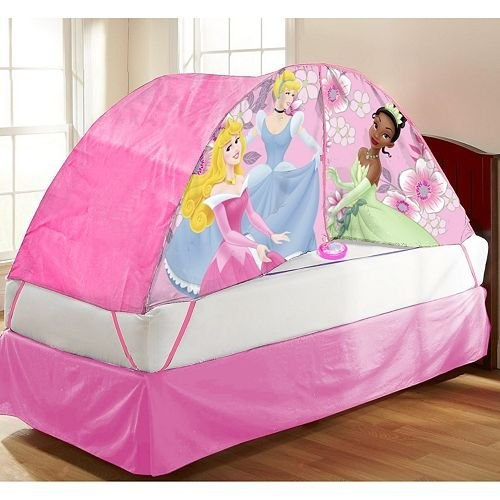 Disney Princess Indoor Bed Tent - //activelifeessentials.com/outdoor- & 25 best Bed tents for kids images on Pinterest | 3/4 beds Bed ...
