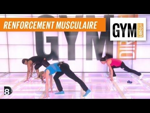 Cours gym : Cardio 1 - YouTube