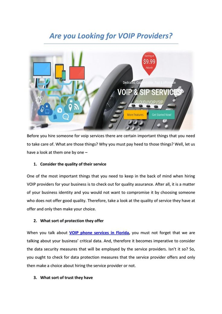 http://ezconnect.us/ is the place to be if you are looking for VOIP phone services that you cannot expect to get anywhere else in the market. https://issuu.com/ezconnect01/docs/are_you_looking_for_voip_providers
