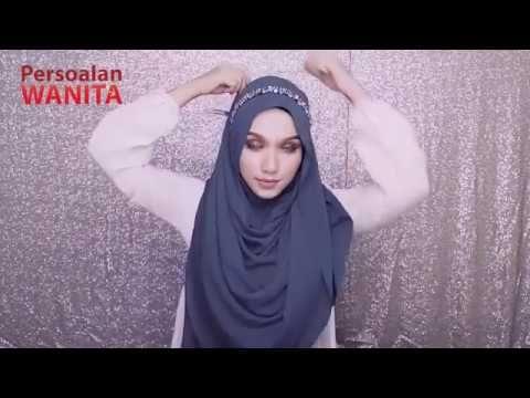 11 Style Beauty Hijab Tutorials