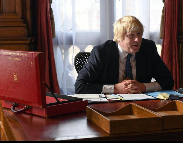 Boris Johnson: My vision for Middle East peace between Israel and a new Palestinian state | Peace and Freedom