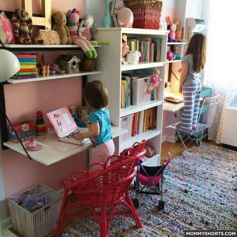 the 25 best small shared bedroom ideas on pinterest 45 wonderful shared kids room ideas digsdigs