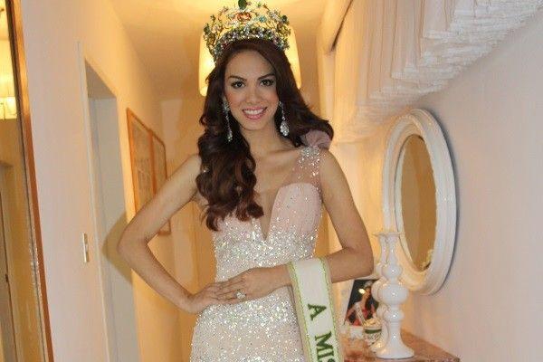 Maira Alexandra Rodríguez es Miss Earth Water 2014 (Fotos)