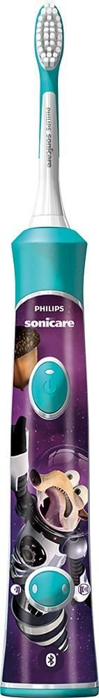 Philips - Sonicare For Kids Electric Toothbrush - Purple