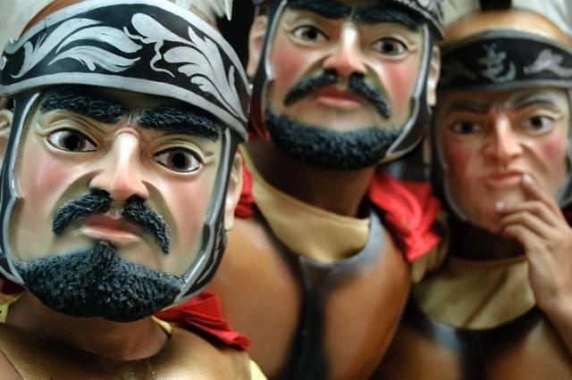 Meet Marinduque: Moriones Festival during the Lenten Season. Share your favorite festivals!  meetmanila.com