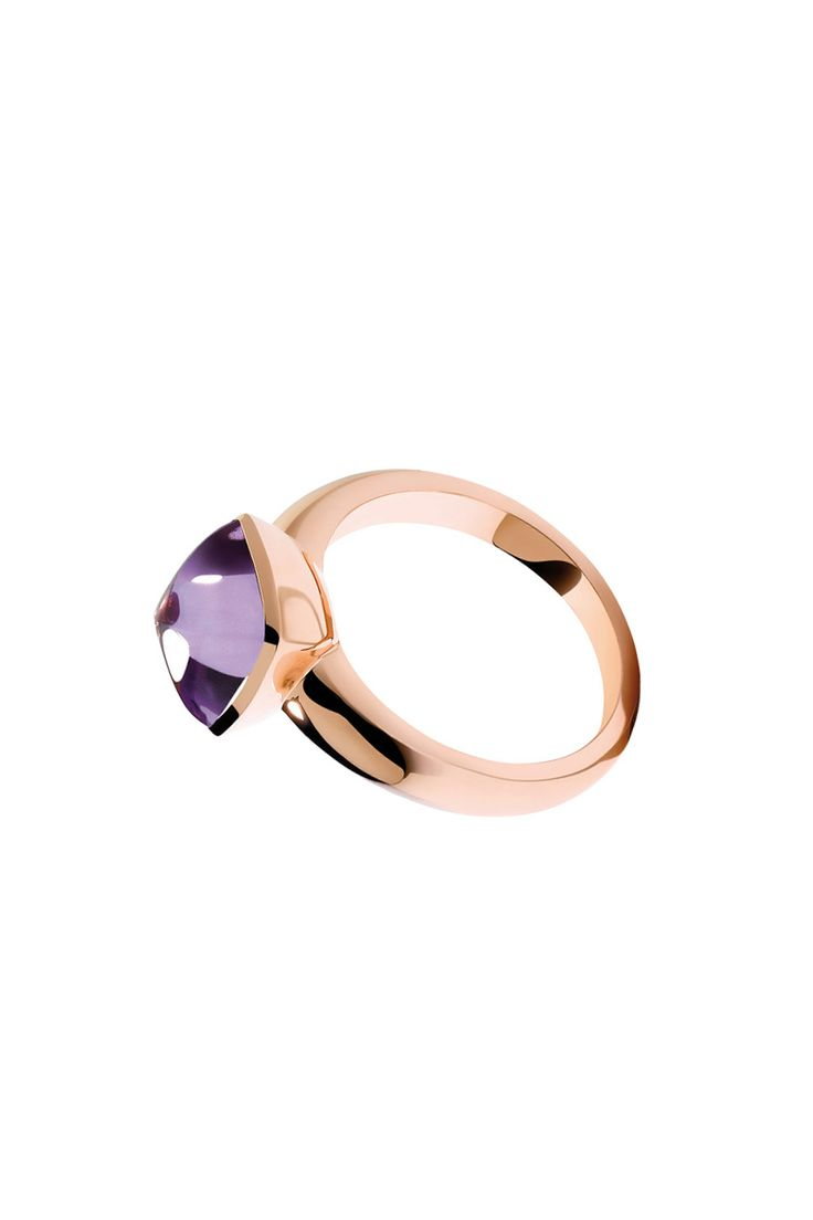 Venda Oressence / 28636 / Oressence / Anéis / Anel Ouro rosa e ametista
