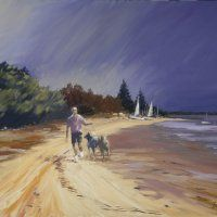 Beachwalk Caloundra / Barry Mason