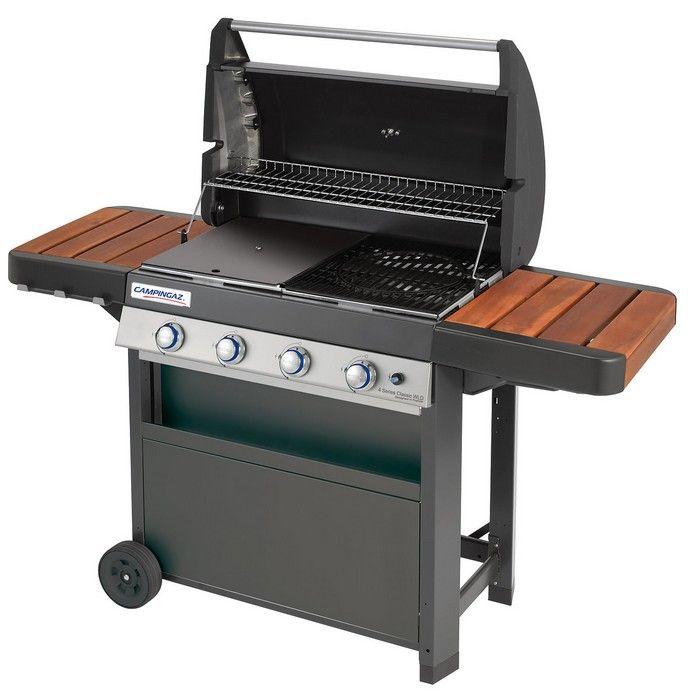Découvrez le barbecue 4 Series Classic WLD de Campingaz sur la boutique en ligne Raviday-barbecue.com. #campingaz #raviday #bbq #barbecue #gaz #grill #grillade #cuisine #extérieur #été #feux #ambiance #conviviale #amis #famille