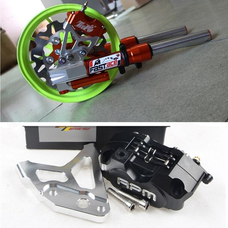 49.41$  Buy here - http://aiz4h.worlditems.win/all/product.php?id=32666395216 - 14 Styles Universal RPM Brand CNC Electric Motorcycle Scooter Fork Brake Calipers + 200mm/220mm Disc Brake Pump Adapter Bracket