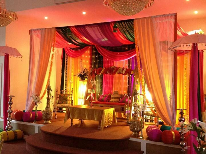 All Wallpaper: Best Mehndi Stage Decoration Ideas Designs 2015 Images HD  Wallpaper