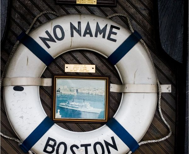 No Name Restaurant in Boston - if you want some great New England seafood.  South Boston waterfront.