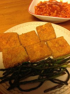 Shake n' Bake tofu