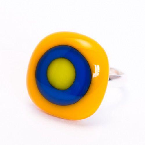 N°5 FUNKY COLOR gyűrű