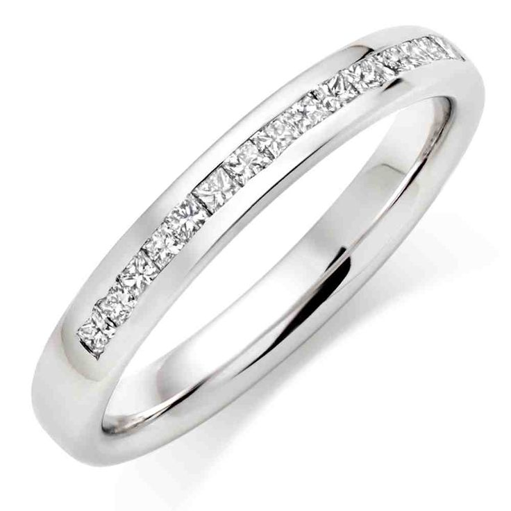 Fresh Womens Platinum Wedding Bands