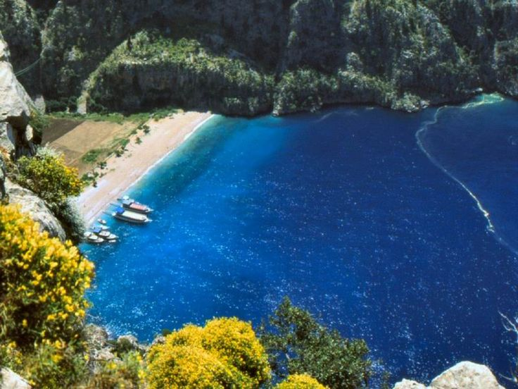 Butterfly Valley | by Durukos Yachting